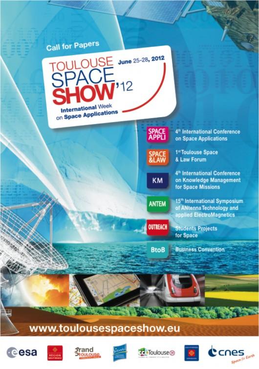 3i3s Partenaire Toulouse SPACE SHOW 2012