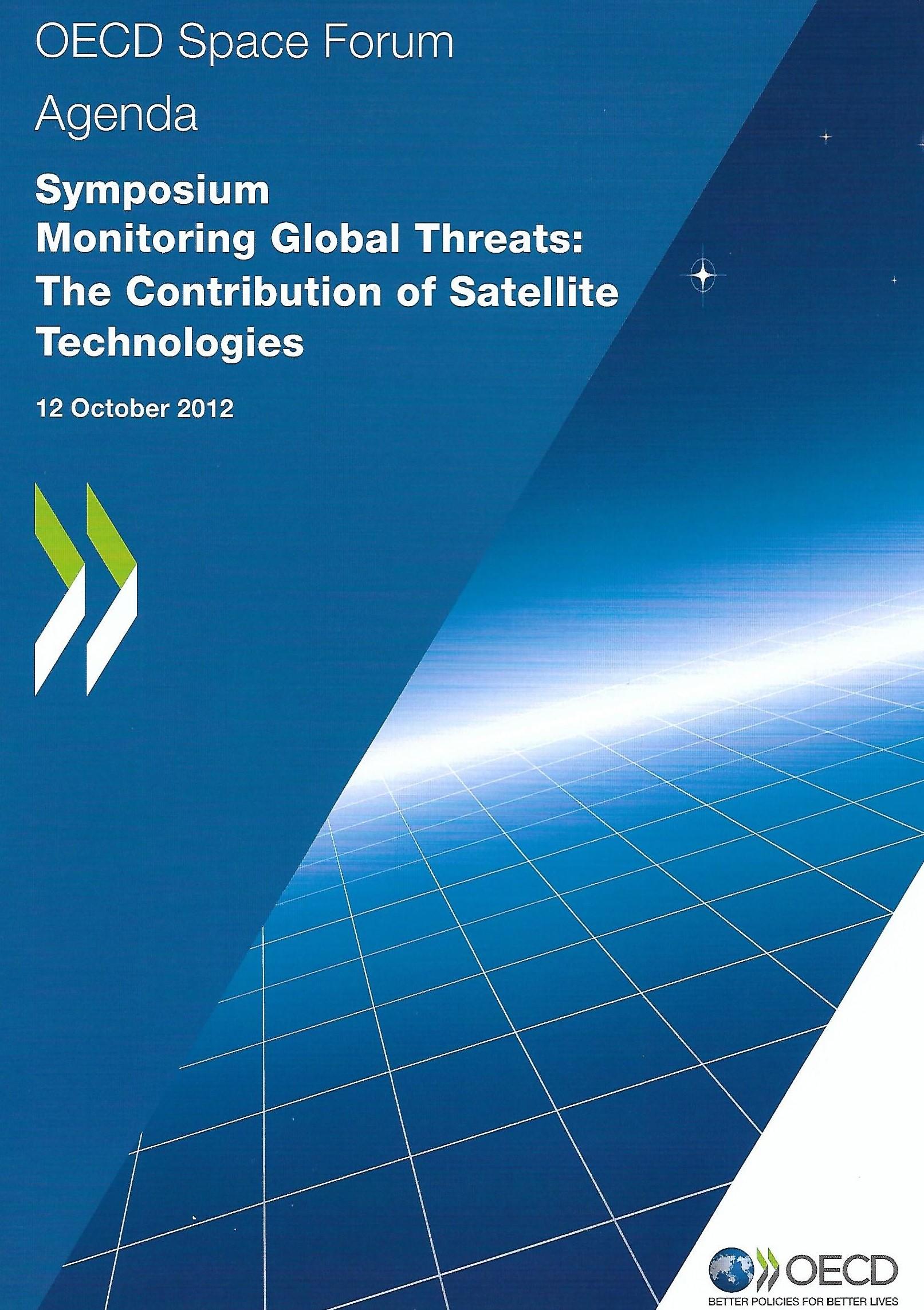3i3S OCDE  Octobre 2012