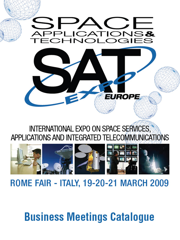 3i3s- SATEXPO  ROME 2009