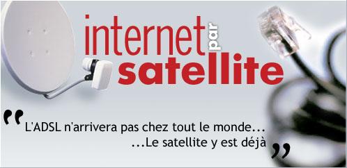 Internet par Satellite 2005