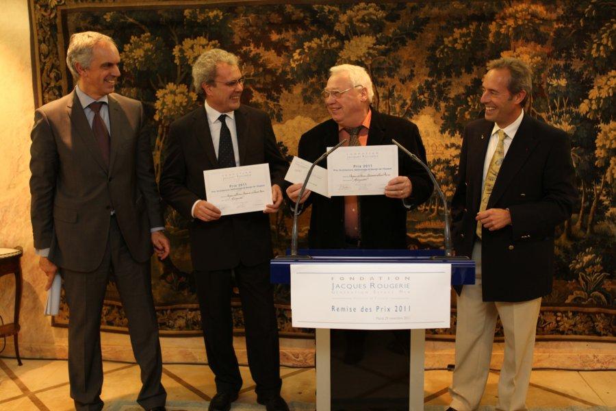3i3s remise du Prix : Architecture & Design de l' Espace INSTITUT De FRANCE