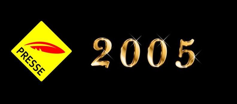 Articles de Presse : Création de 3i3s – 2005