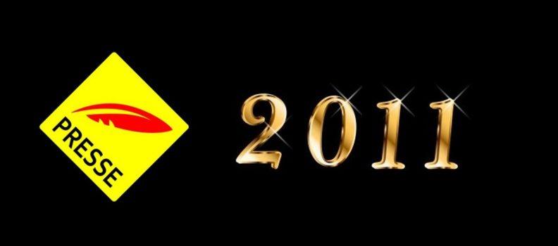 Articles de Presse : Activités de 3i3s – 2011