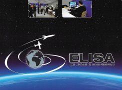 3i3s – Inauguration ELISA Ecole d'Ingénierie des Sciences Aérospatiales
