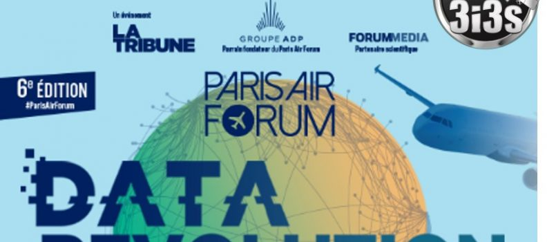 3i3s- PARIS – AIR FORUM  2019 « Data Revolution »