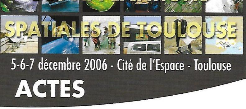 3i3s – Les Journées des Applications Spatiales de Toulouse