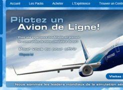 FLIGHT Expérience – 3i3s offre un vol sur un simulateur Boeing à deux jeunes passionnés