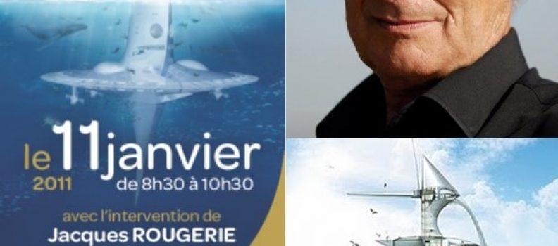 Petit déjeuner 3i3s avec Jacques ROUGERIE: SeaOrbiter